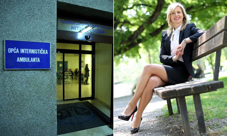 Tukle se zamjenica ravnatelja i zaposlenica bolnice u Zagrebu?