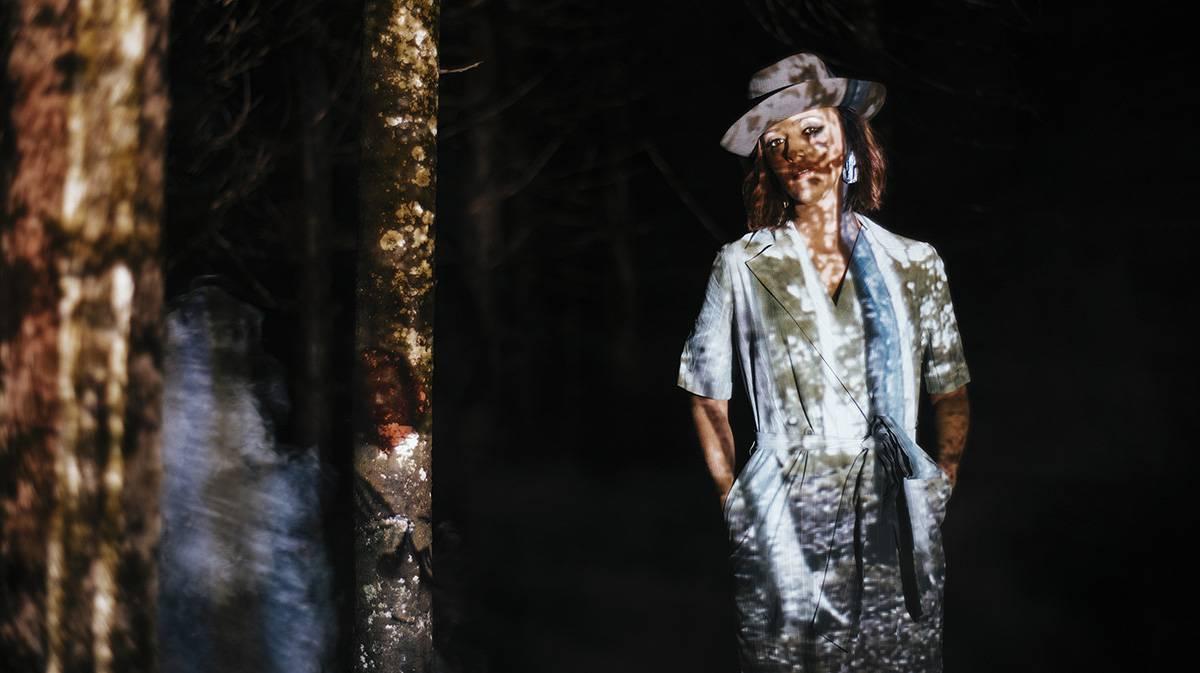 Ivana Kindl snimila je spot u gustim šumama zaleđa Rijeke