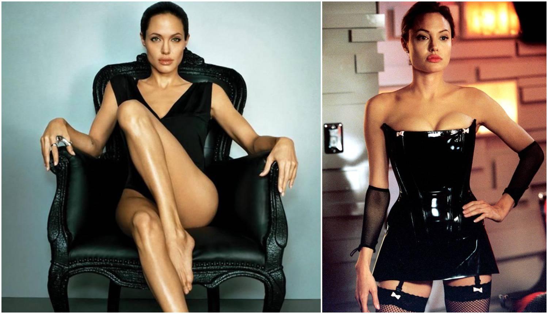 Angelina je pozirala gola u 45. godini: 'Divlja sam i nemirna'