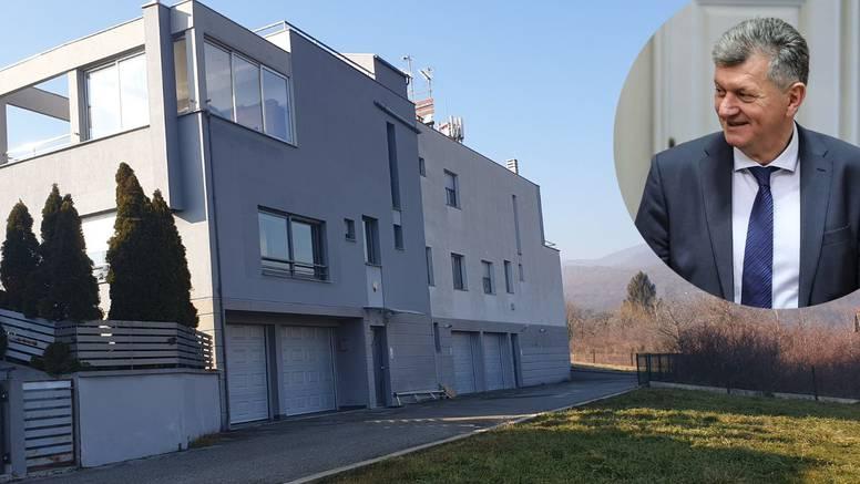 Ministar kuću procijenio na tek 120.000 €, a vrijedi puno više