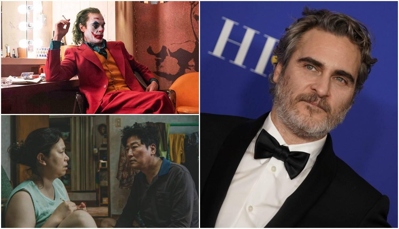 Phoenix glumac godine, dok je 'Parazit' najbolji strani film...