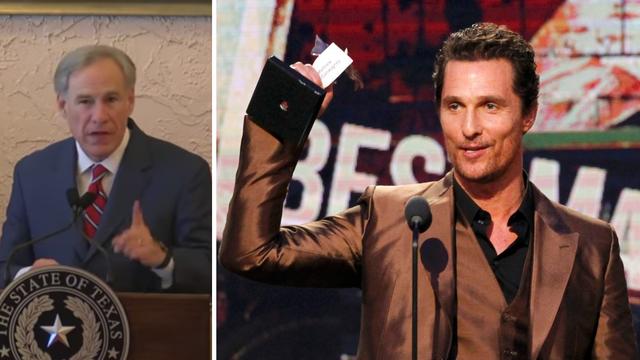 Matthew McConaughey razvalio ankete: U Teksasu ga vole više nego guvernera Grega Abbotta