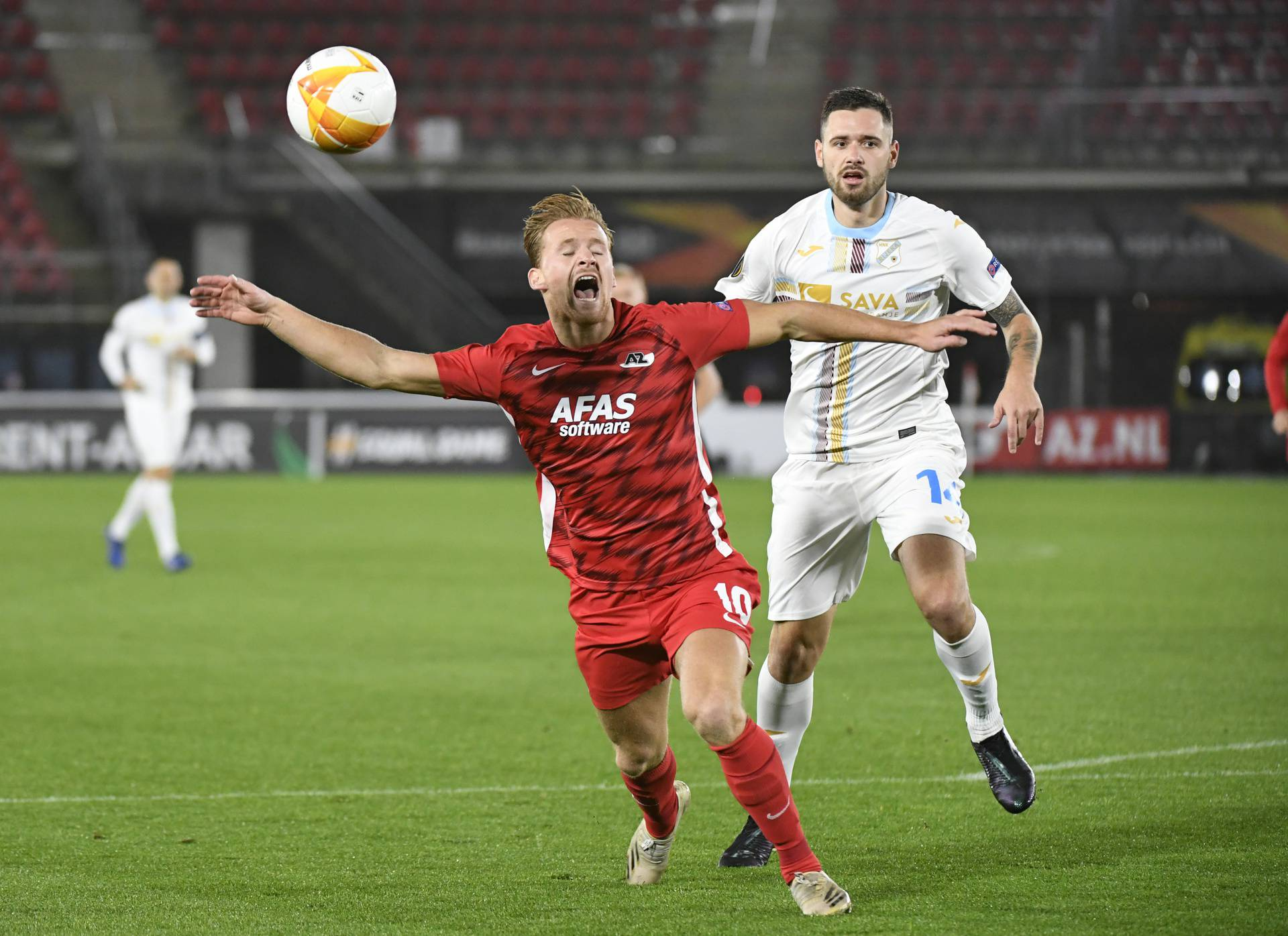Europa League - Group F - AZ Alkmaar v HNK Rijeka