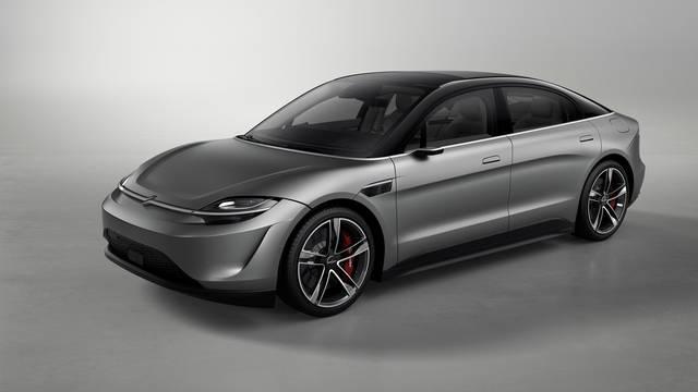 Kakav PlayStation, Sony u Las Vegasu otkrio električni auto...