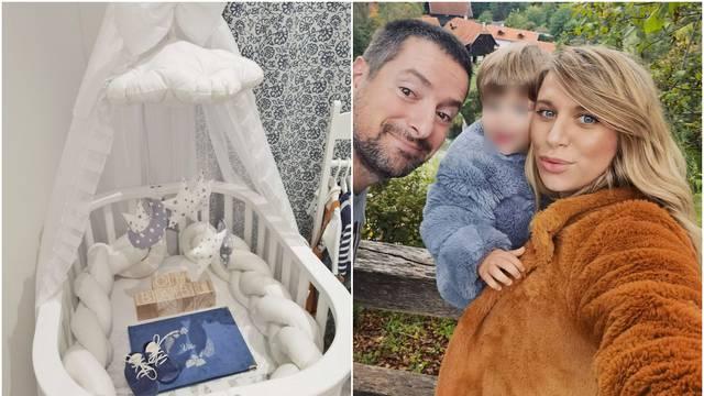 Valentina: Stiže sin Vito, a muž je usavršio mijenjanje pelena