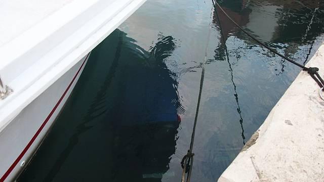 Dubrovnik: Pogledajte bolje, ispod broda je, zapravo, auto