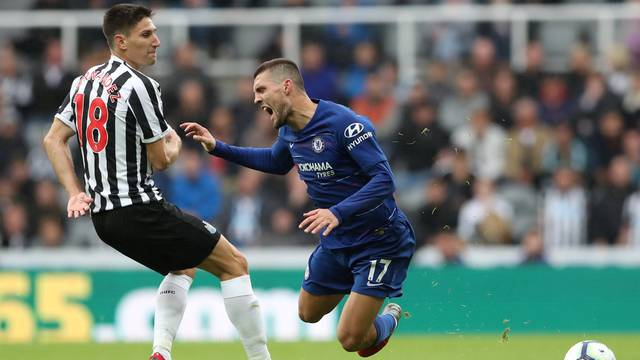 Premier League - Newcastle United v Chelsea