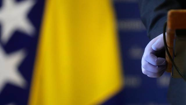 Sarajevo: Konferencija za medije Predsjedavajućeg Vijeća ministara BiH Zorana Tegeltije