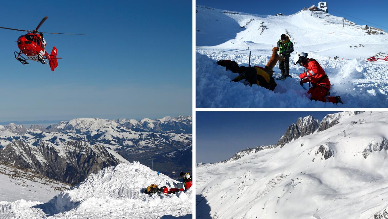 Potraga gotova, šestero skijaša preživjelo je lavinu u Švicarskoj