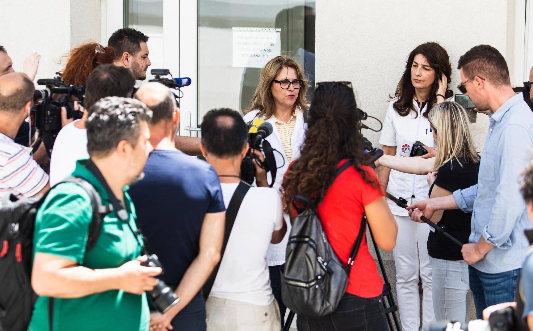 U Splitsko-dalmatinskoj županiji zabilježena su tri nova slučaja oboljelih od koronavirus