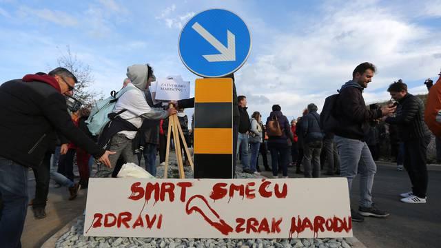 Krizni eko stožer Ćoriću: Hitno zatvorite Marišćinu, sve smrdi