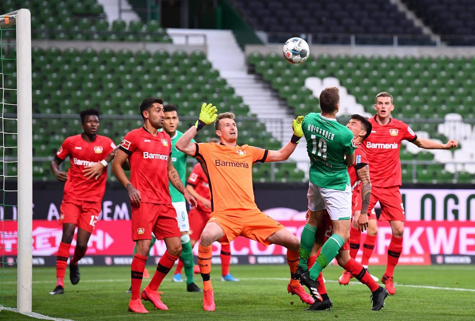 SV Werder Bremen vs Bayer 04 Leverkusen, 18.05.2020