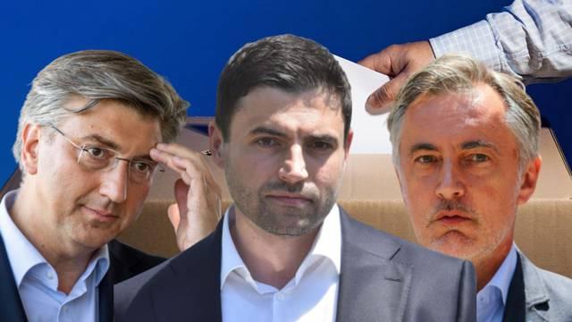 Restartu 56 mandata, HDZ-u 55, Škori 18, Mostu 6, Možemo tri. Dalija i Petrina ulaze u Sabor
