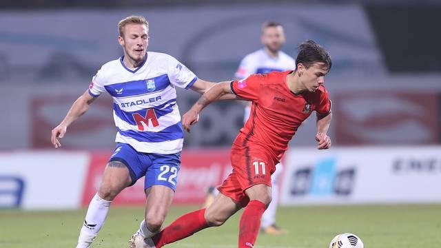 U 15. kolu HT Prve lige sastali se Gorica i Hajduk
