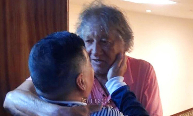 Maradona je poručio 'najboljem ikad': Počivaj u miru, učitelju!