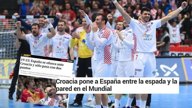 Šaljivi španjolski mediji: Uzrok poraza je izostanak golova...