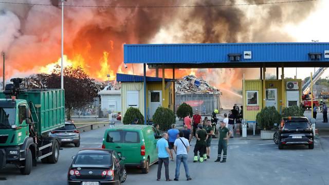 Policija otkrila detalje: Požar na Jakuševcu nije podmetnut