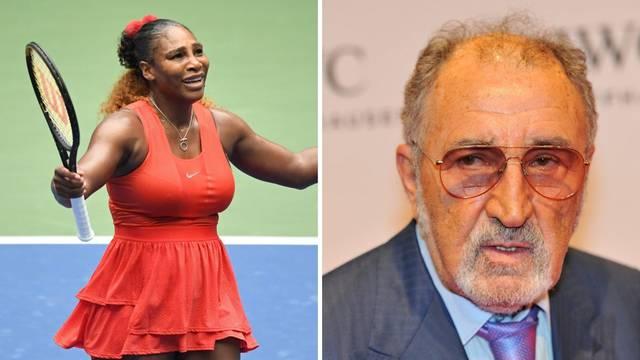 Legendarni Rumunj: Serena, preteška si, umirovi se! Serenin muž: Ma ti si seksistički klaun!