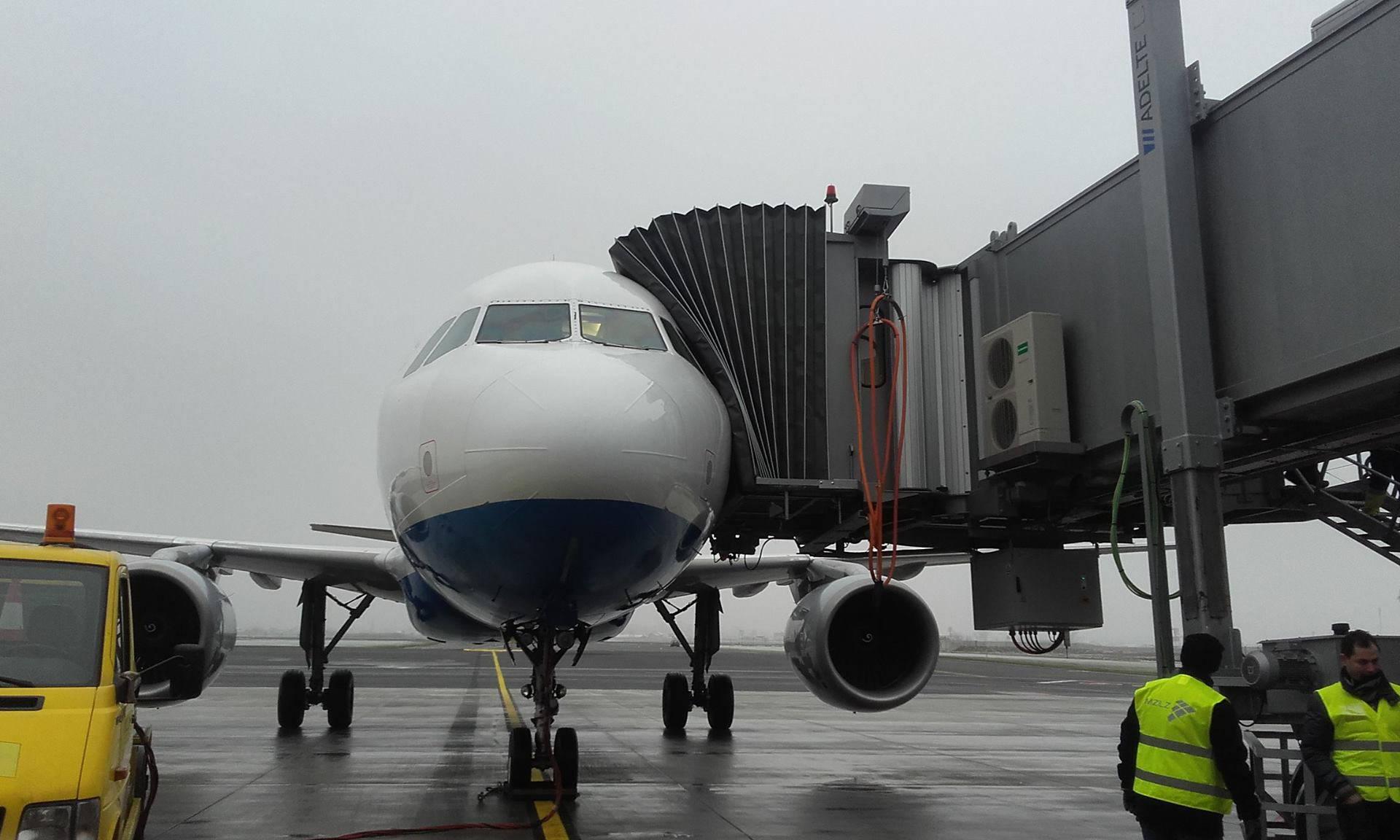 Stigli prvi avioni: Testiraju novi zagrebački aerodrom 'Tuđman'
