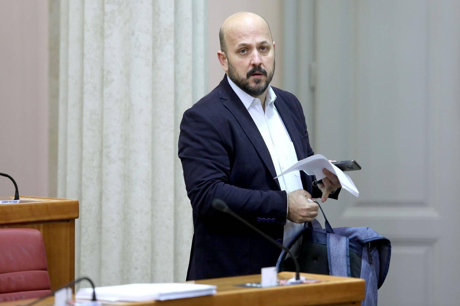 Sjednica sabora nastavljena raspravom o konačnom prijedlogu Zakona o obrtu