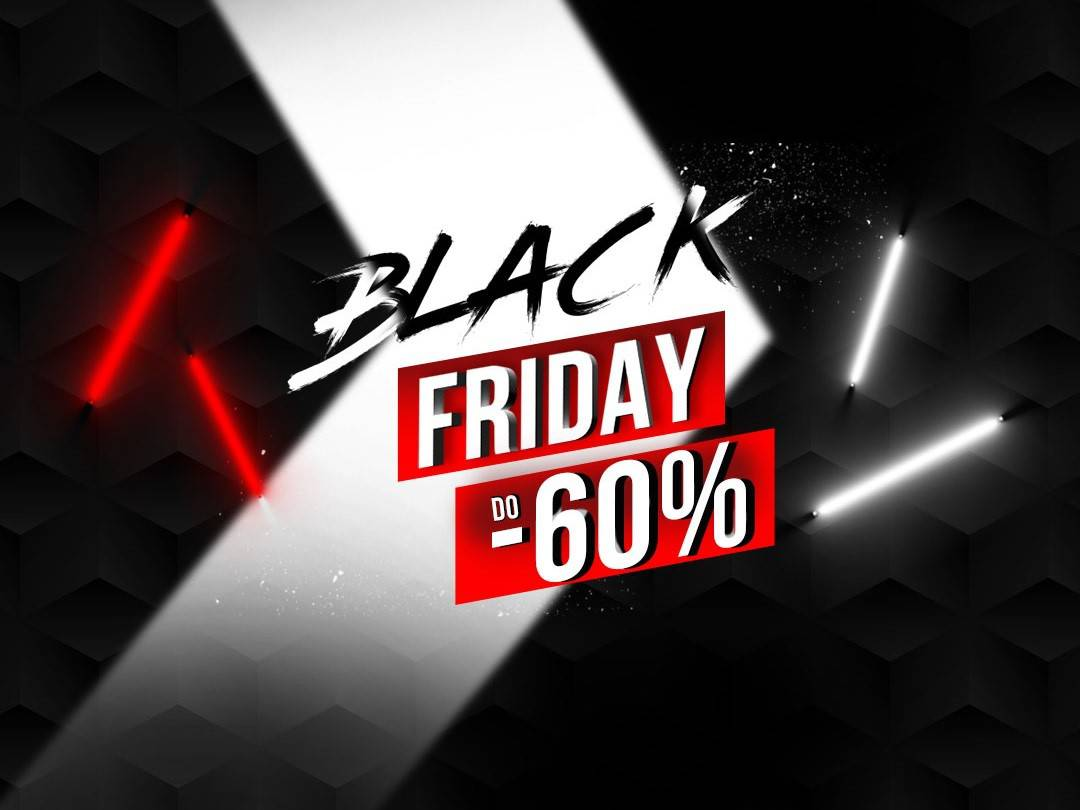 Black friday u sport visionu – 6000 razloga za shopping