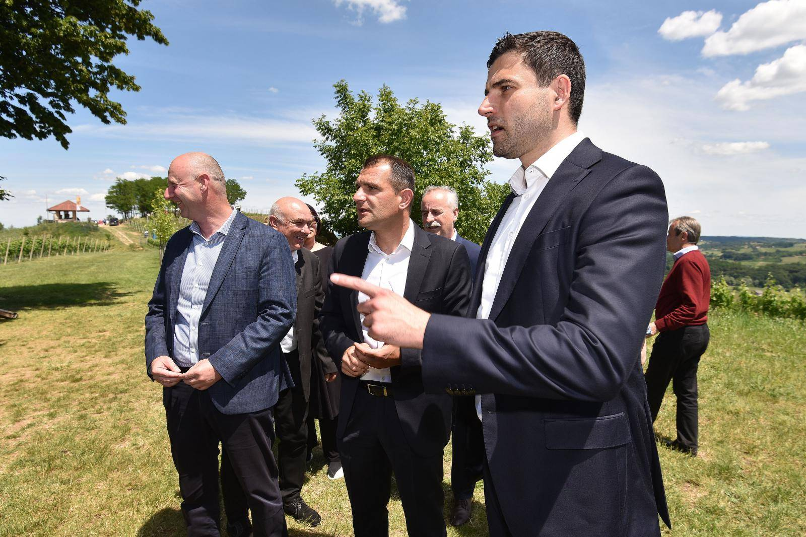 Štrigova: Međimurski župan Matija Posavec potvrdio suradnju s Restart koalicijom