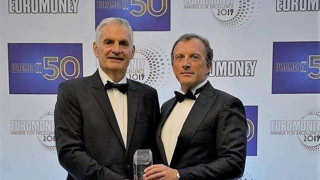 Euromoney Zabu proglasio najboljom bankom u Hrvatskoj
