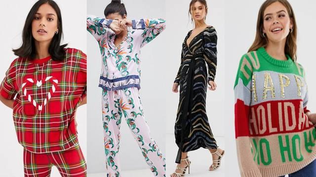 Udobna party odjeća: Ogrtač haljine, sjajne tunike i pidžame