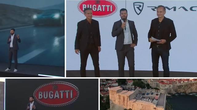 Rimac o preuzimanju Bugattija: Stvaramo najbolju tvrtku hiperautomobila na svijetu