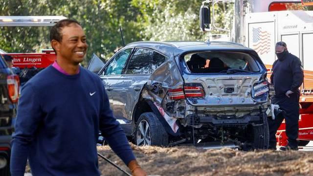Woods izašao iz bolnice nakon teške nesreće: Oporavljat ću se kod kuće, hvala svim liječnicima