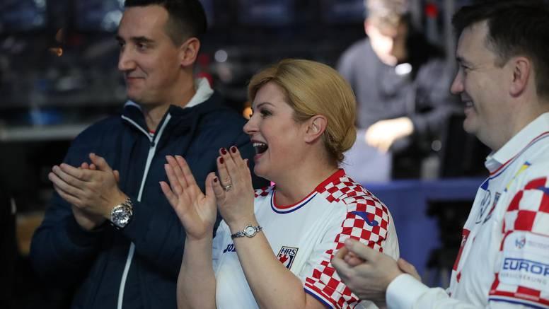 Grabar-Kitarović imenovana predsjednicom Povjerenstva za izbor budućeg domaćina OI