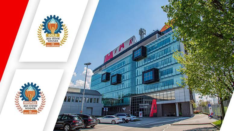 A1 Hrvatska dobitnik je prestižne svjetske nagrade za razvoj zaposlenika