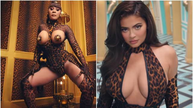 Cardi B je u perverznom spotu pokazala grudi, a glumi i Kylie