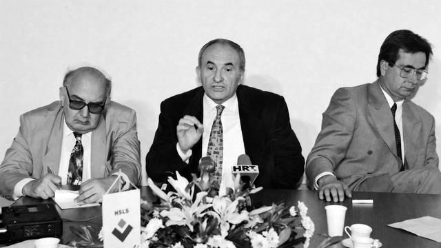 HSLS obilježio 19. godišnjicu smrti velikog Vlade Gotovca