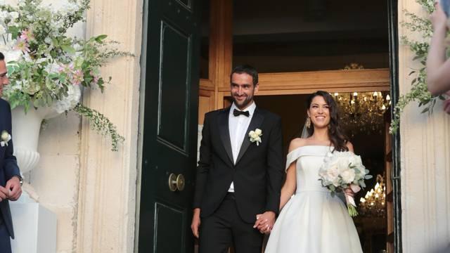 Gospođa Čilić za vjenčanicu je iskeširala bar 126.000 kuna