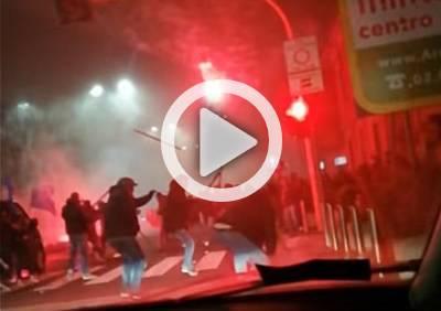Užas kod San Sira: Pregazili su navijača Intera, umro u bolnici
