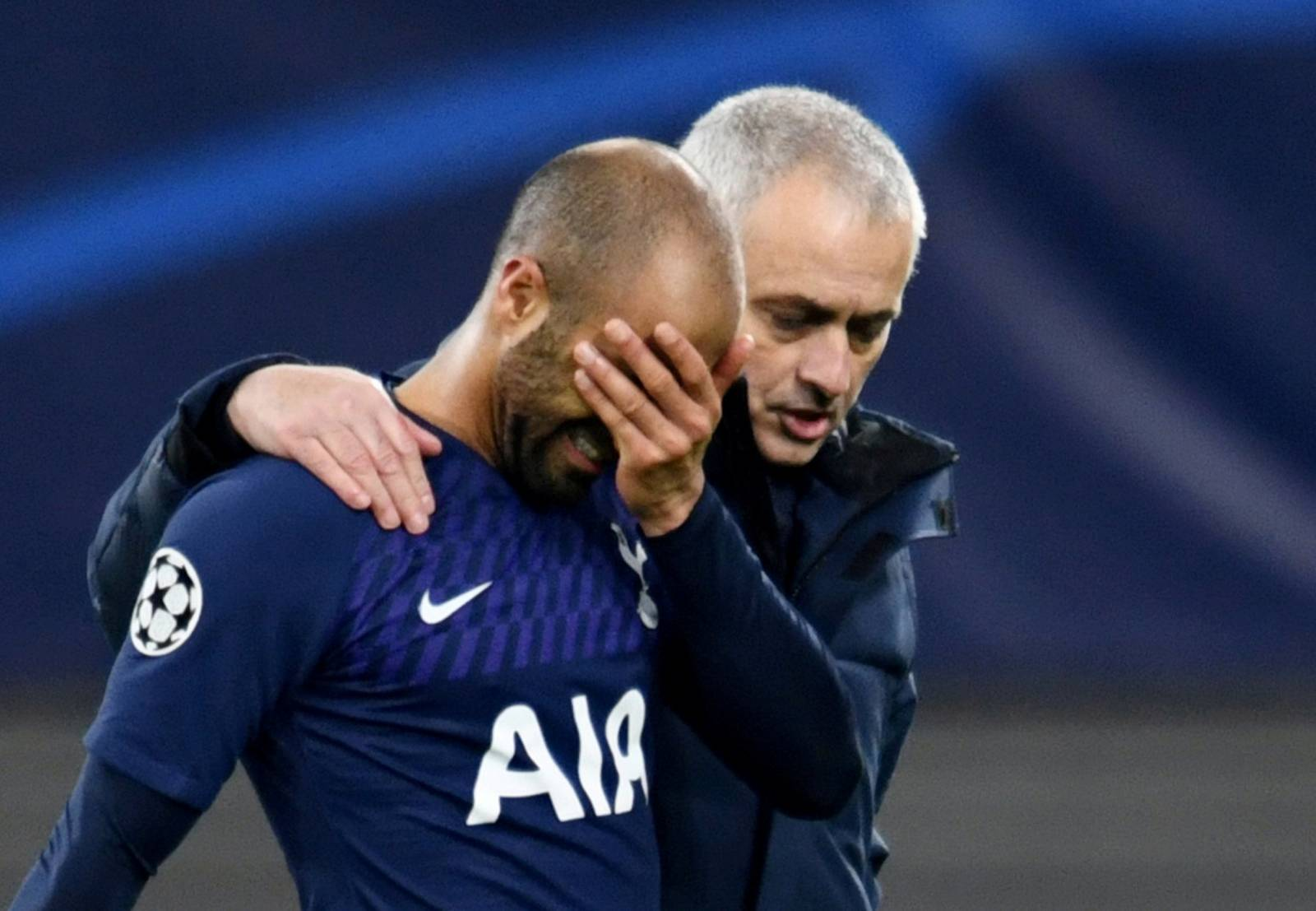 Champions League - Round of 16 Second Leg - RB Leipzig v Tottenham Hotspur
