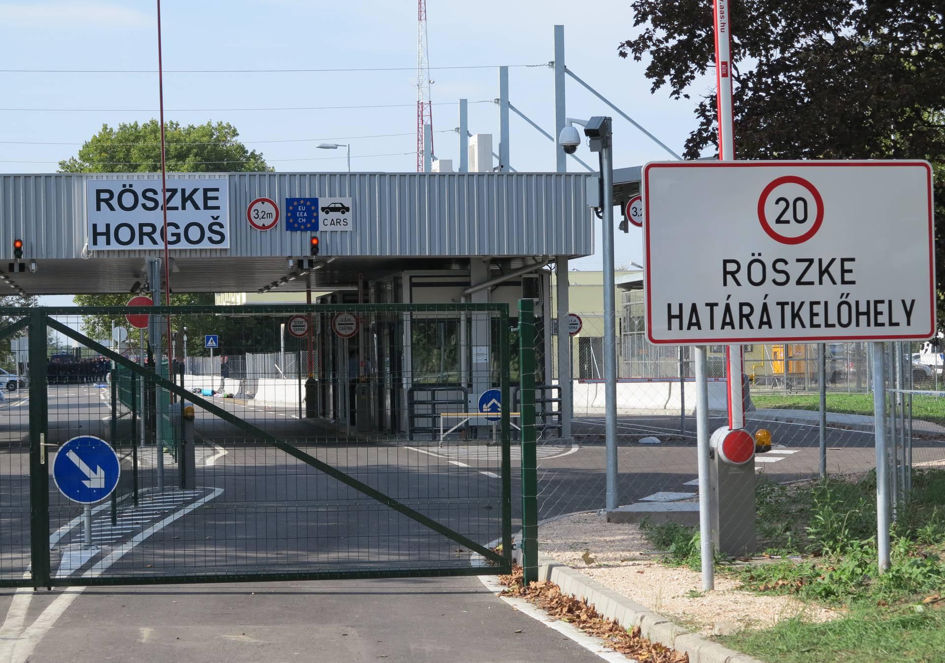 Mađarska policija otkrila tunel i spriječila ulazak 300 migranata