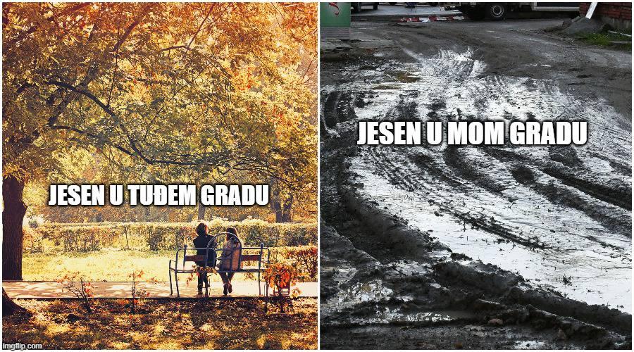 Danas počinje jesen, a grad još nije okićen novogodišnjom rasvjetom, zna li se zašto?