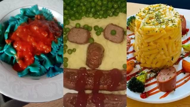 20 inovativnih obroka: Ljudi u izolaciji postali kreativni kuhari