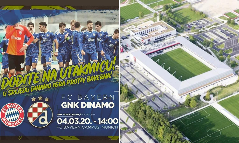 Dinamo će imati podršku protiv Bayerna: Pape i dida uz modre