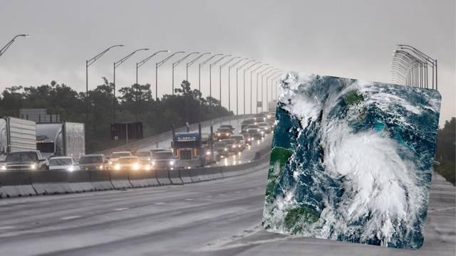 Tisuće bježe pred uraganom Ida: 'Vrijeme nije na našoj strani, bit će najjači još od 1850. godine'