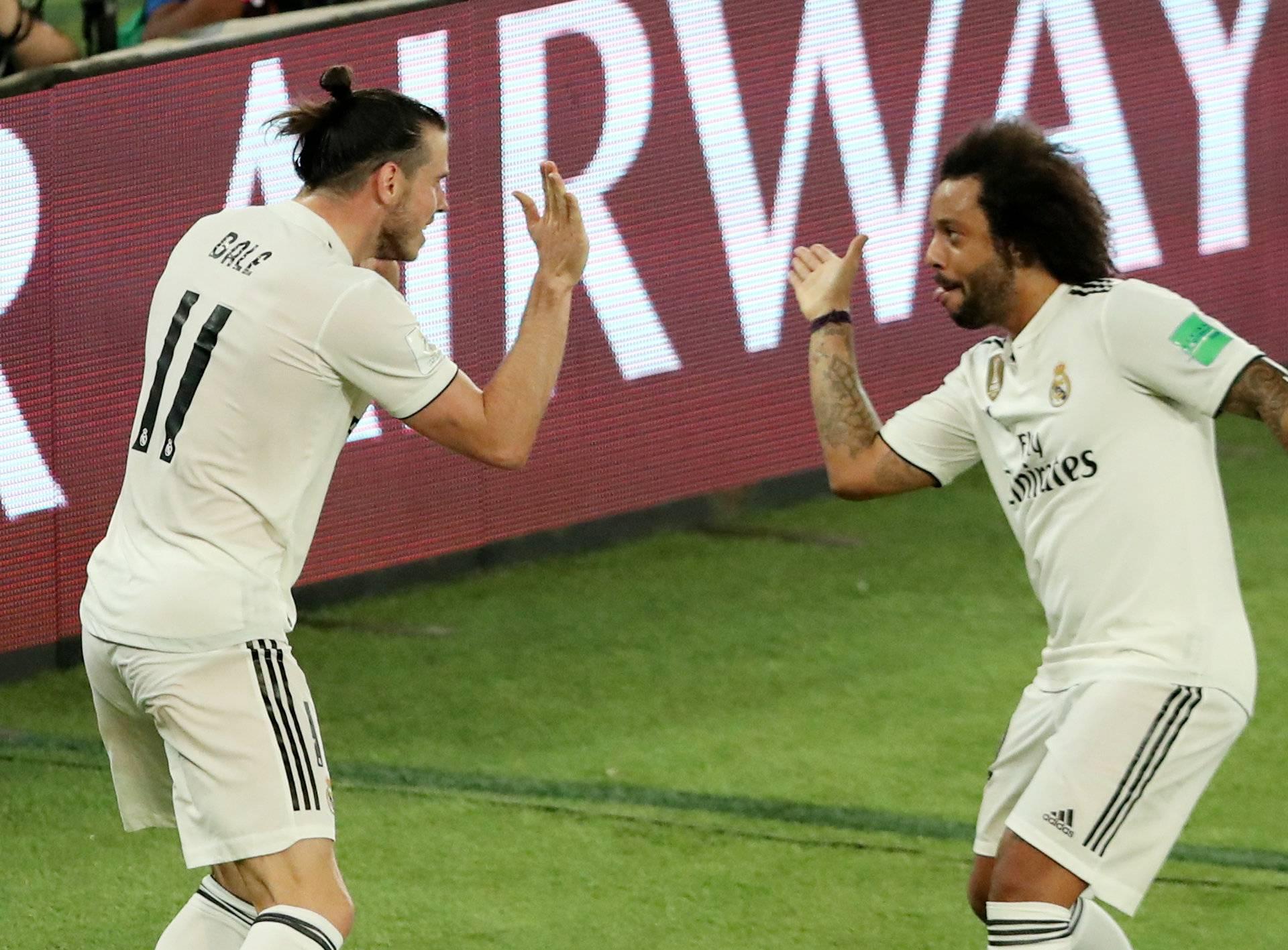 Club World Cup - Semi-Final - Kashima Antlers v Real Madrid