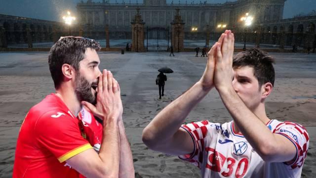 Odgađa se utakmica Španjolske i Hrvatske? Snježna mećava zatvorila aerodrom u Madridu