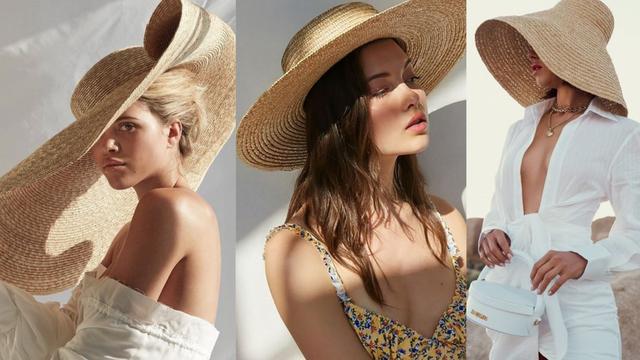 Ovog ljeta na plažu se ne ide bez slamnatog šešira: Evo koje dizajne i oblike preporučujemo