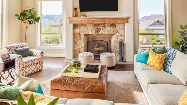 Jednostavan trik kako da vaša dnevna soba uvijek izgleda veće
