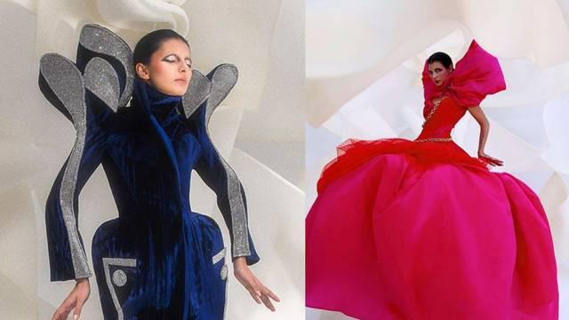 Andrea Brocca sa 16 je godina osvojio Guinnessa za najmlađeg dizajnera Visoke mode