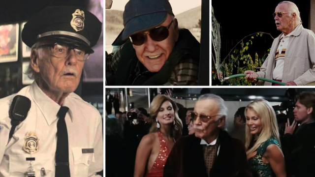 Kralj 'cameo' uloga: Stan Lee je vrtlar, prodavač, prolaznik...