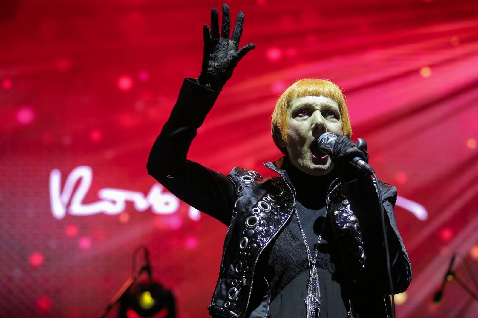 Zagreb: Josipa Lisac održala je koncert na Šalati