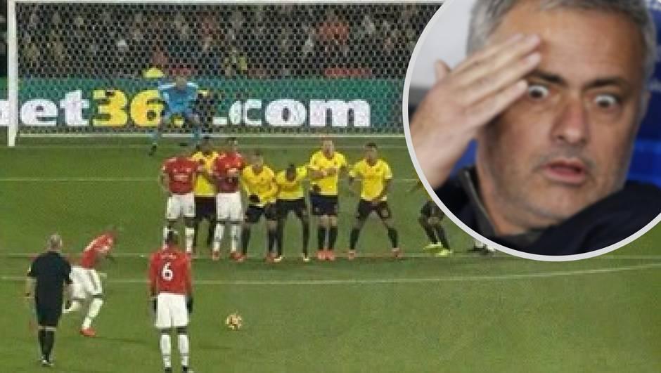 Jose Šokinho: Youngov gol je Mourinha ostavio baš u čudu...